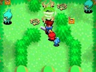 Away Shuffle Dungeon: Screenshot