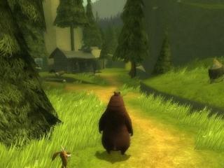 Loop door het bos en voltooi de missies, en dat allemaal op een handheld!