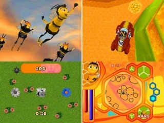 Bee Movie Game: Screenshot