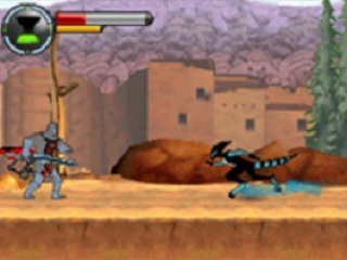 Deze game is een 2D-platformer waar je vijanden zult moeten verslaan op weg naar je doel!