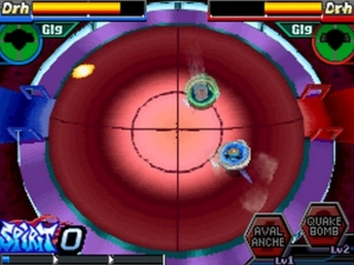 Door je Beyblade tactisch te gebruiken kun je elke tegenstander verslaan!