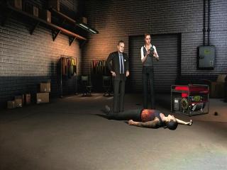 Speel met alle CSI sterren uit de tv serie!
