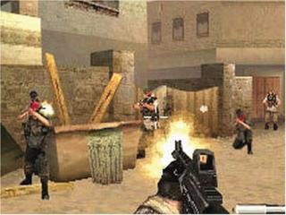 Call of Duty 4: Modern Warfare speelt zich af in 1991 tijdens de Golfoorlog.