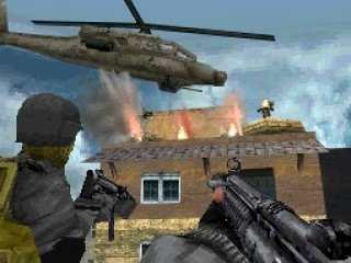 In Call of Duty: Modern Warfare - Mobilized speel je hetzelfde scenario als dat van Call of Duty: Modern Warfare 2.