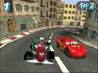 Cars 2: Screenshot