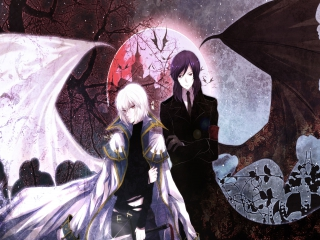 Castlevania: Dawn of Sorrow: Afbeelding met speelbare characters