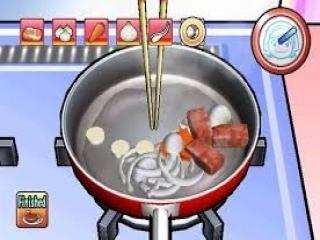 Cooking Mama: Screenshot