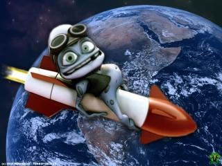 Gebruik power-ups zoals de raket tijdens races om 1ste te worden!