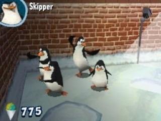 De Pinguins van Madagascar draait, hoe kan het ook anders, om de vier knotsgekke Pinguïns.