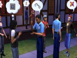 Het leukste aan de Sims zijn natuurlijk de andere personages, ze zijn zo grappig!