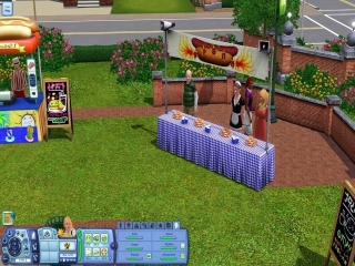 Oeh, een eet-kraampje! Welk eet-kraampje ga jij maken in de sims 3? Of wil je iets heel anders?