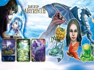 Deep Labyrinth: Afbeelding met speelbare characters