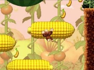 Er is in dit spel een wereld waarin alles van eten gemaakt is!