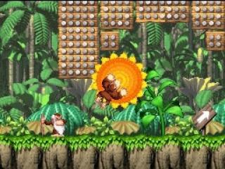 Laat je lanceren door gigantische zonnebloemen!