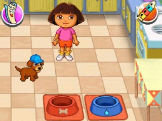 Dora Puppy: Screenshot