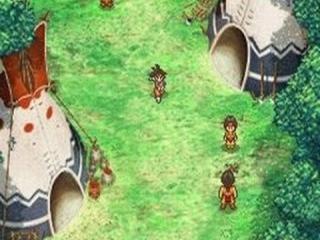 In tegenstelling tot vele Dragonball Z spellen is dit geen vechtspel maar een RPG.