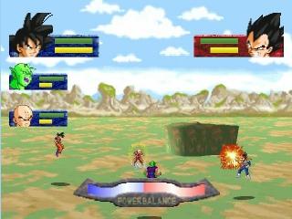 Dragon Ball Z Goku Densetsu: Screenshot