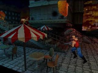 Duke Nukem: Critical Mass is een 2.5D-shooter.