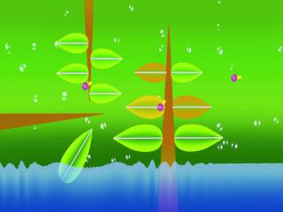 Electroplankton: Screenshot