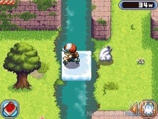 De makers van dit spel zijn geïnspireerd door de Zelda-games.