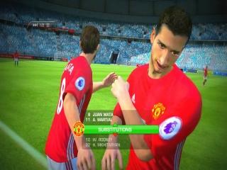 Gebruik wissels om geblesseerde of vermoeide spelers om te wisselen voor een fittere tijdens een match.