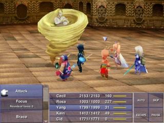 Een remake van het originele 2d game in 3d.