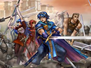 Speel als de heldenkoning Marth die ook als <a https://www.mariowii-u.nl/Wii-U-spel-info.php?t=Marth_Nr_12_-_Super_Smash_Bros_series>amiibo</a> verkrijgbaar is.