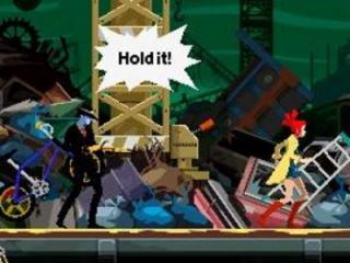 afbeeldingen voor Ghost Trick: Phantom Detective