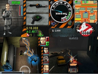 Ghostbusters The Video Game: Screenshot