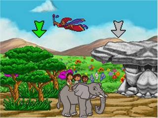 Go Diego Go Het Grote Dinosaurus Avontuur: Screenshot