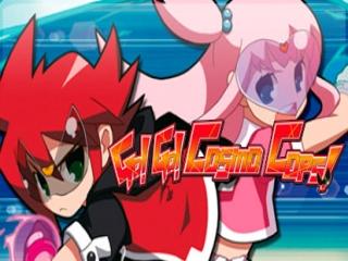 Go Go Cosmo Cops: Afbeelding met speelbare characters