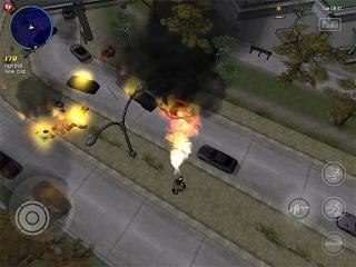 Auto's en mensen verbranden met een flammenwerper? GTA heeft het!