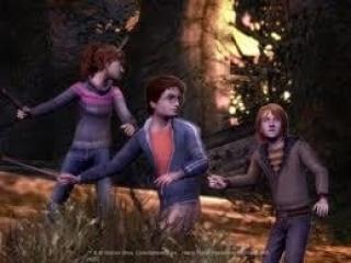 Speel als Harry Potter, Ron Wemel en Hermelien Griffel.