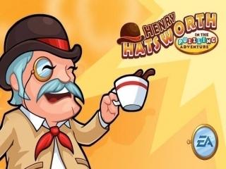Speel als Henry Hatsworth in deze unieke puzzelplatformer!