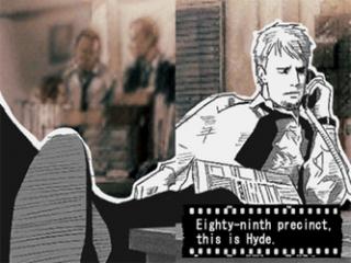 In Room 215 speel je met Kyle Hyde, een ex-agent die op zoek gaat naar een verdwenen vriend.