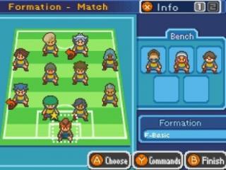 Speel het spel tactisch en kies voor de juiste opstelling.