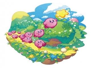 Kirby Mass Attack plaatjes