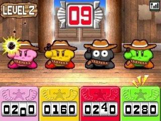 De schattige kauwgombal Kirby is aanwezig in allerlei verschillende kleurtjes.