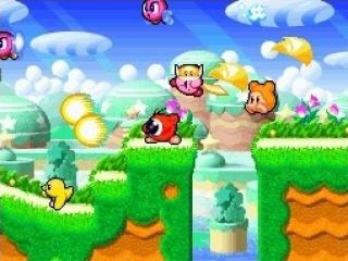 Net zoals de originele Kirby Superstar ziet ook dit spel er erg mooi uit.