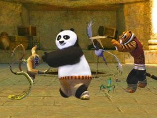 Speel de hoofdpersonages uit de game en originele serie!