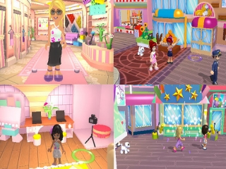 LEGO Friends: Screenshot