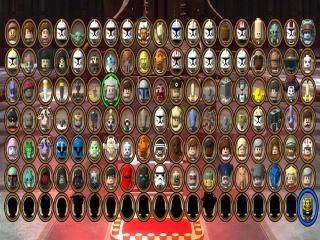 Alle speelbare karakters!<br /> Wat veel he?!
