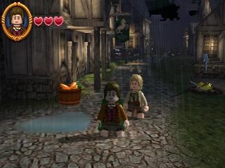 Verken plaatsen uit de bekende films, maar dan in Lego-stijl!