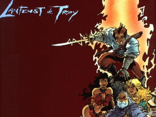 Lanfeust de Troy plaatjes