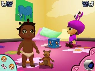 Lauras Passie Babysittersclub: Screenshot