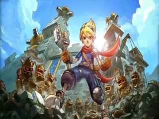 Speel als Lock en bescherm je dorp!