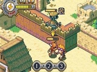 Vecht tegen de kwaadaardige clockworks om te zorgen dat ze je torens niet aanvallen.