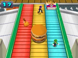 Druk knoppen in, gebruik het touchscreen of blaas in de microfoon: Mario Party DS bevat maar liefst 60 originele minigames!