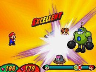 Door je 'special attacks' te gebruiken kan je de tegenstanders veel sneller uitschakelen.