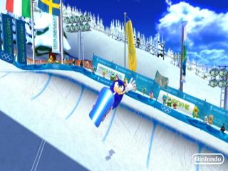 Speel meer dan dertig sporten, waaronder skiën.